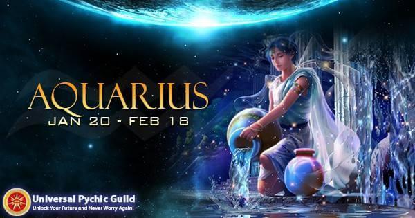 Aquarius Daily Horoscope