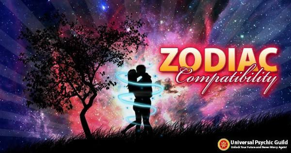 Zodiac Signs Compatibility: How You Match Up With Other